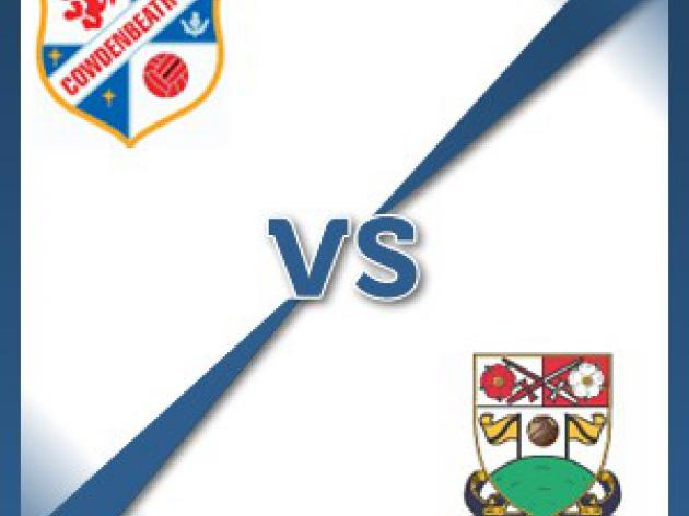 Barnet away at Cowdenbeath - Follow LIVE text commentary