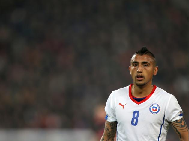 Things heating up in Manchester United's pursuit of Chile star Arturo Vidal