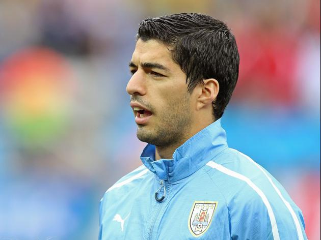 Chiellini wants clemency for Suarez