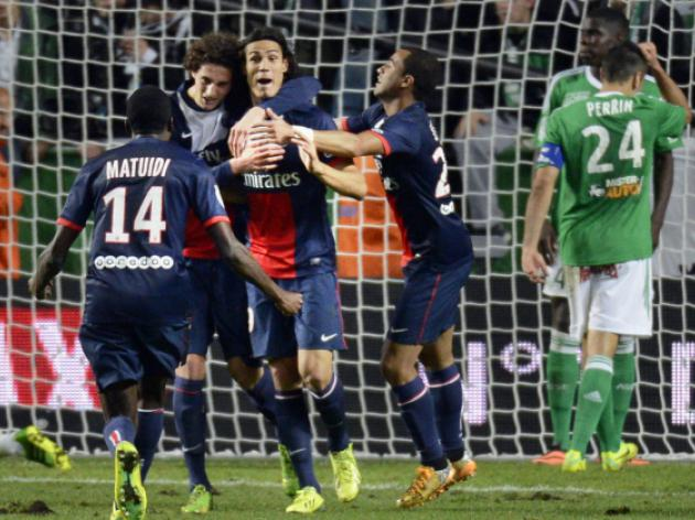 PSG look to keep distance from Lille, Monaco