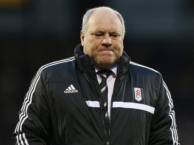 Jol fears for his job