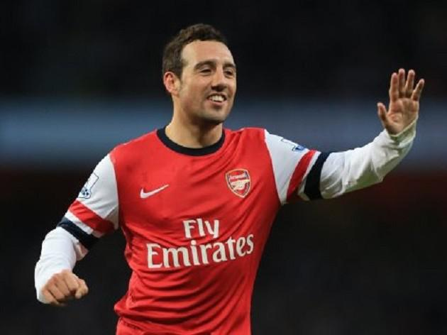 Cazorla: Gunners deserve to be top
