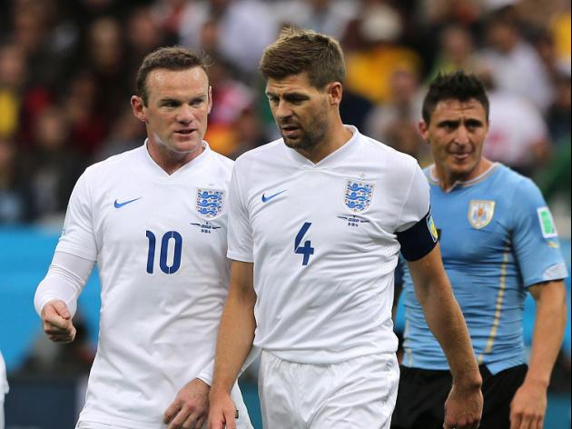 Gerrard backs Rooney to be captain