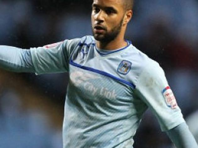 David McGoldrick fails to get swansong performance for Coventry City