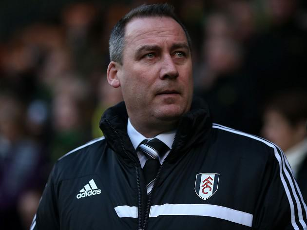Meulensteen focused only on Fulham