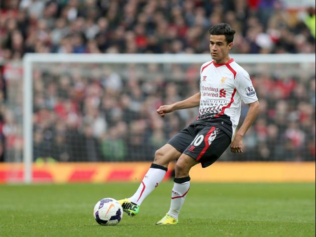 Philippe Coutinho shows Brazil what they were missing with samba skills in Liverpool vs Brondby