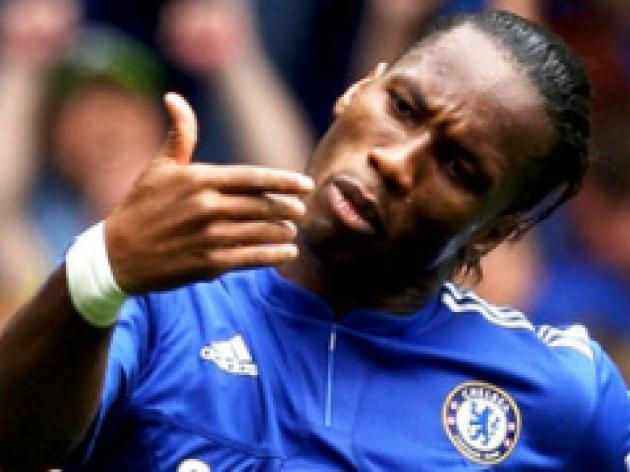 Drogba on PFA awards shortlist