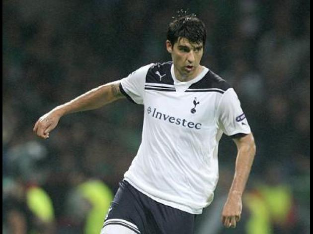 Corluka eyes Tottenham return