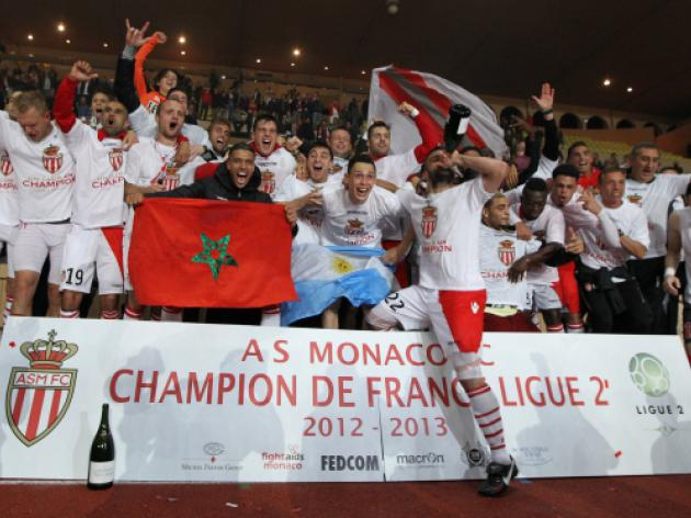Duesseldorf to host AS Monaco in friendly