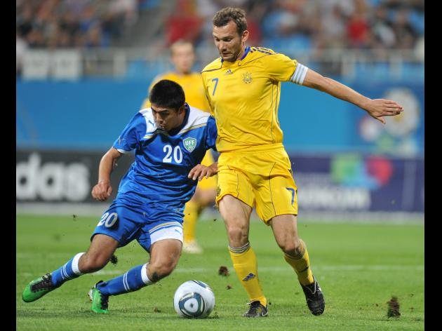 Shevchenko says ready for Ukraine duty