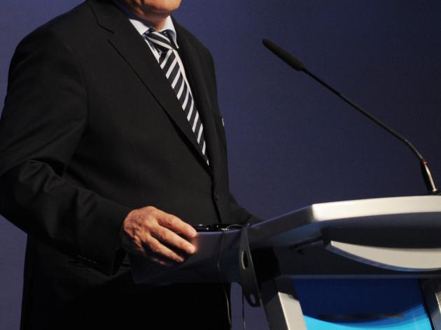Platini warns of life bans for matchfixing players