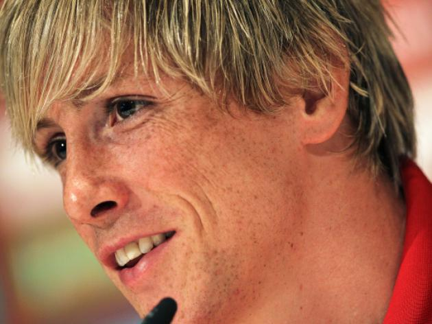 Torres slams 'play for draw' slur