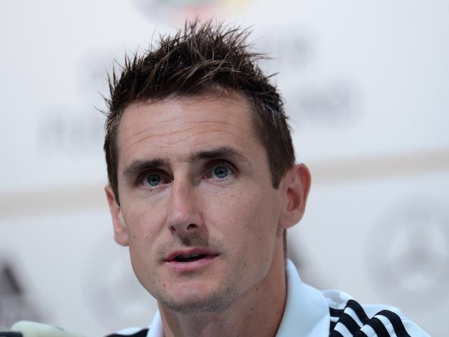 Klose wants birthday win over Portugal