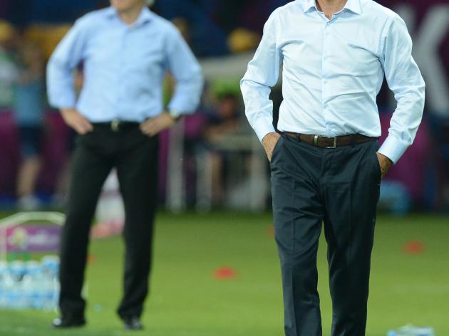 Netherlands/Denmark - Van Marwijk rues Dutch defeat
