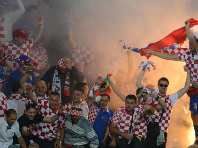 Football fans fined for Euro 2012 trouble