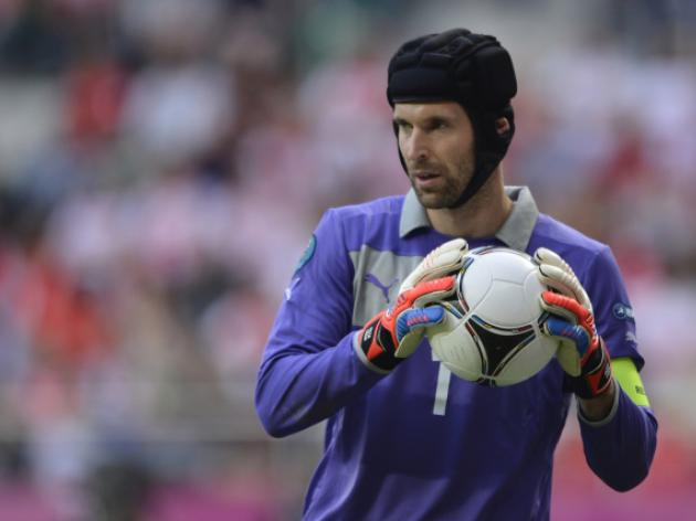 Cech insists he will be ready for Euro decider