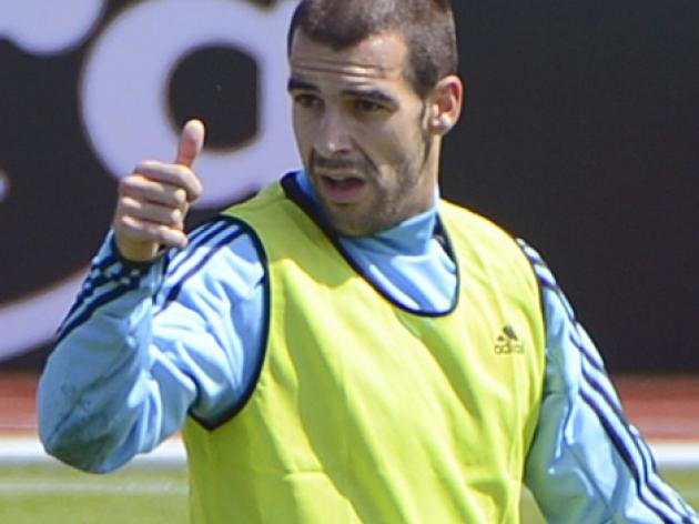 Negredo set to start for Spain ahead of Torres