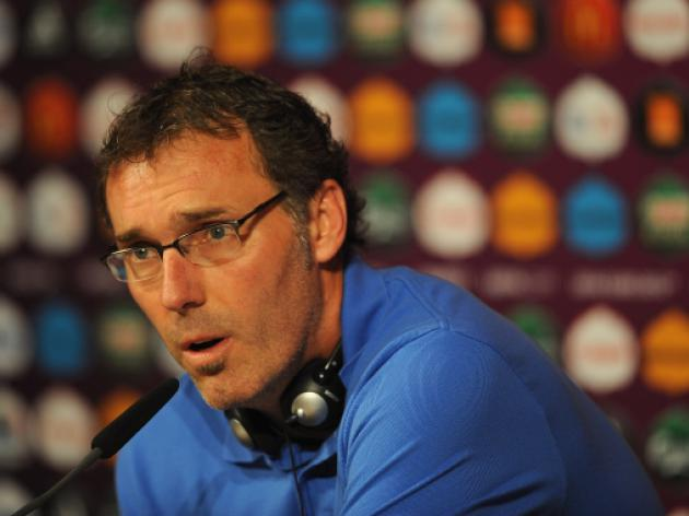 I thought match was over, admits Blanc