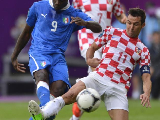 'Racist abuse' against Balotelli at Croatia game