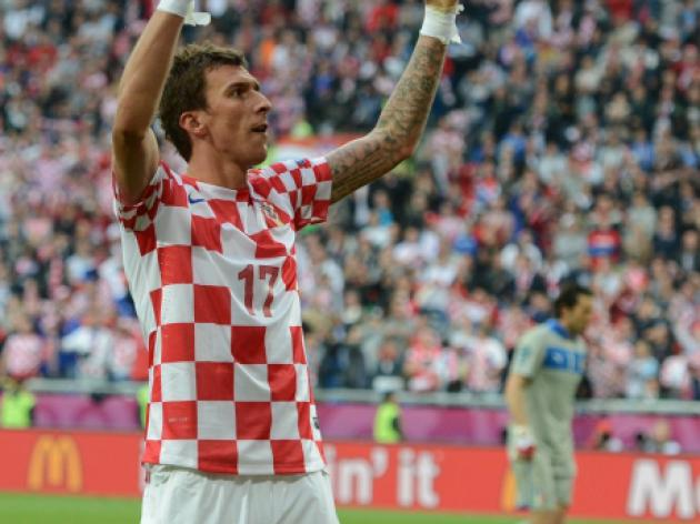 Mandzukic to sign for Bayern Munich