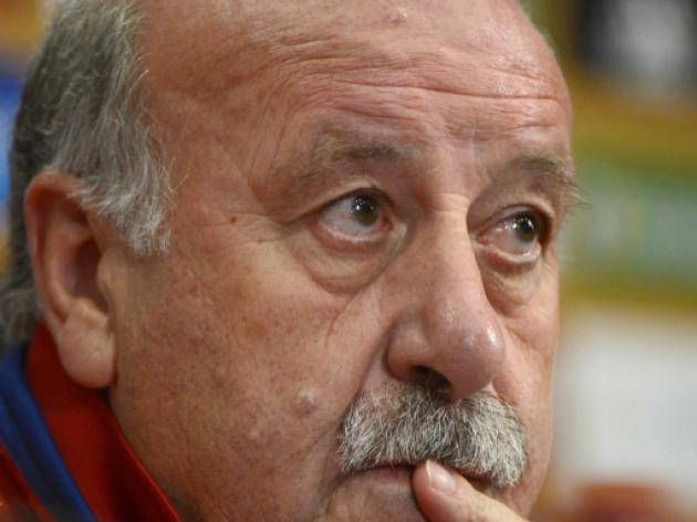 Spain under-estimated France in 2006 - Del Bosque