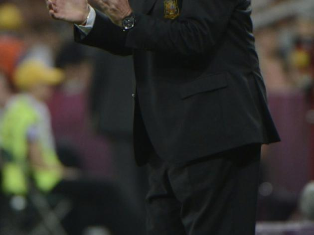 Concentration key says Del Bosque