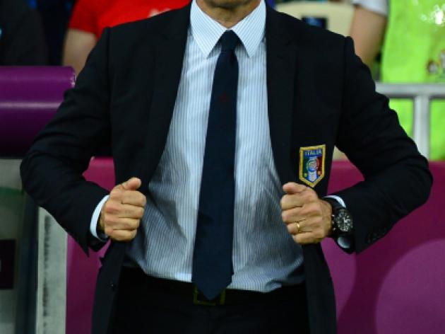 Prandelli wants Italy to 'take risks'