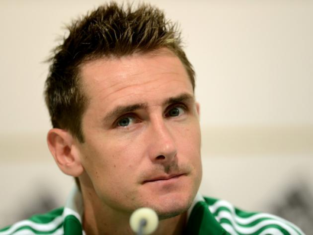 German spy Klose to Italy