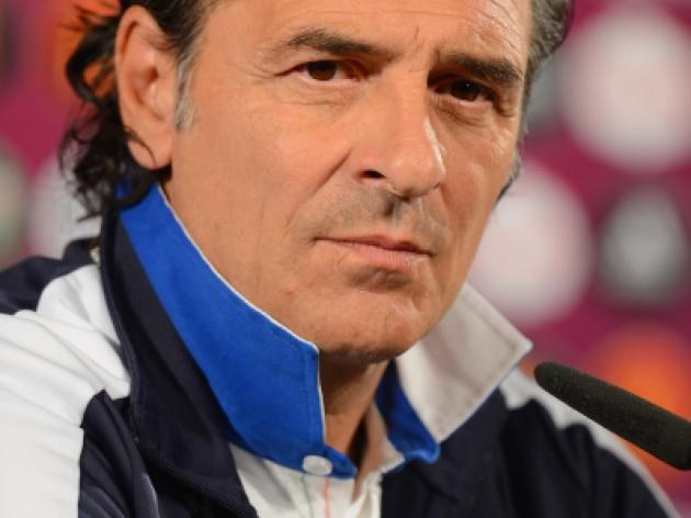 Prandelli hints at Italy departure after final