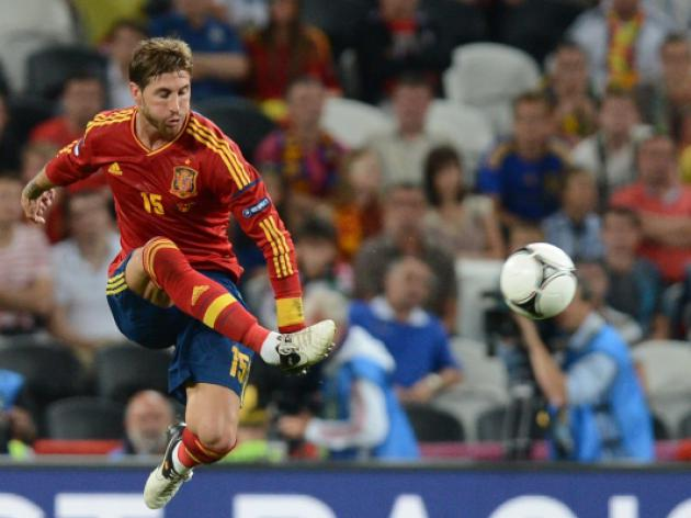 Ramos concerned by tactical Italy