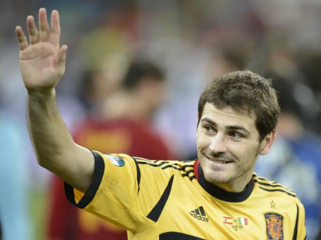 Casillas revels in historic triumph