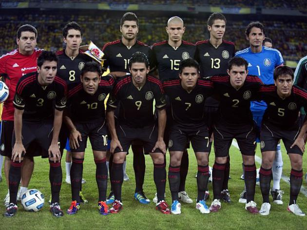 Mexico exclude seven players from Copa squad