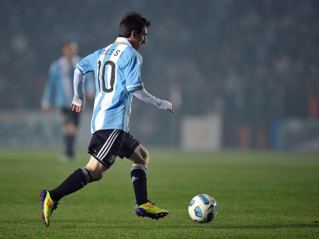 Argentina's media lament another Copa flop