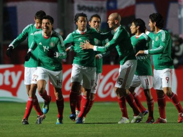 Peru ready for young Mexicans' assault at Copa America