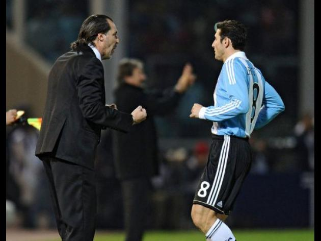 I don't need Barca advice - Argentina's Batista