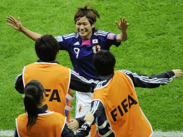 Japan slay Sweden to book World Cup final berth