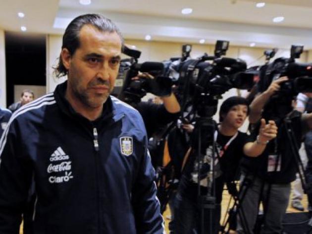 Argentina parts ways with coach Sergio Batista