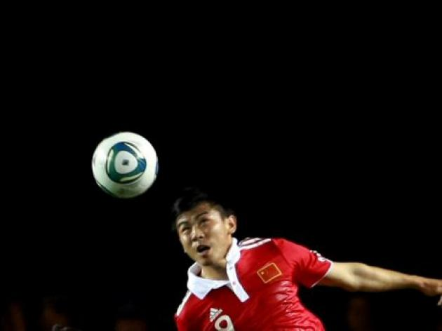 China drub sorry Laos in World Cup qualifier