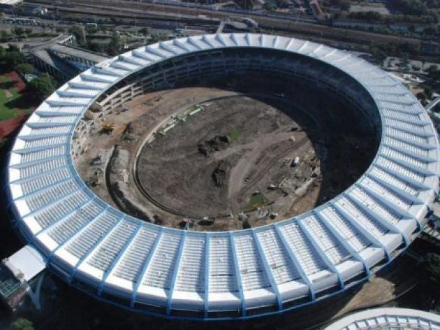 No decision on World Cup final venue: FIFA
