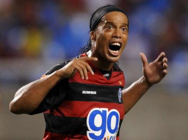 Ronaldinho exploits overshadowing Cup draw in Rio