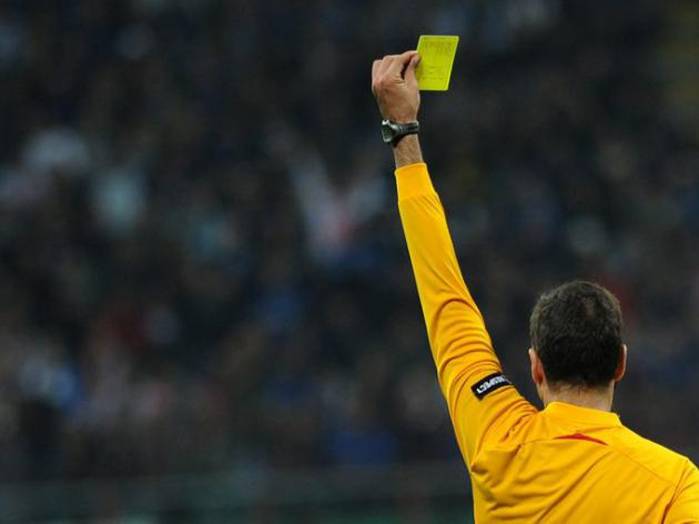 Referees clarify handball rule in Italy