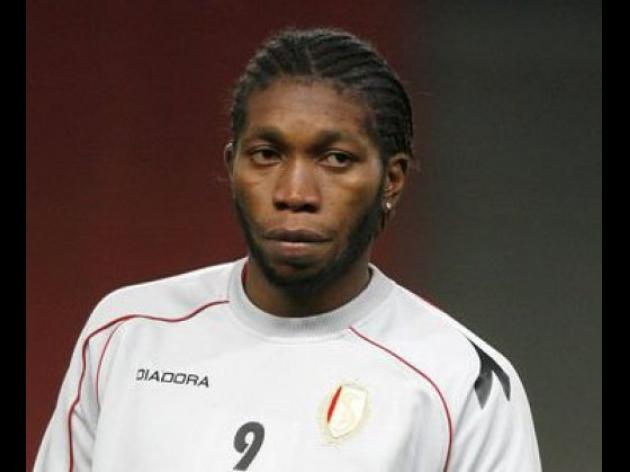Monaco sell Mbokani to Anderlecht: report