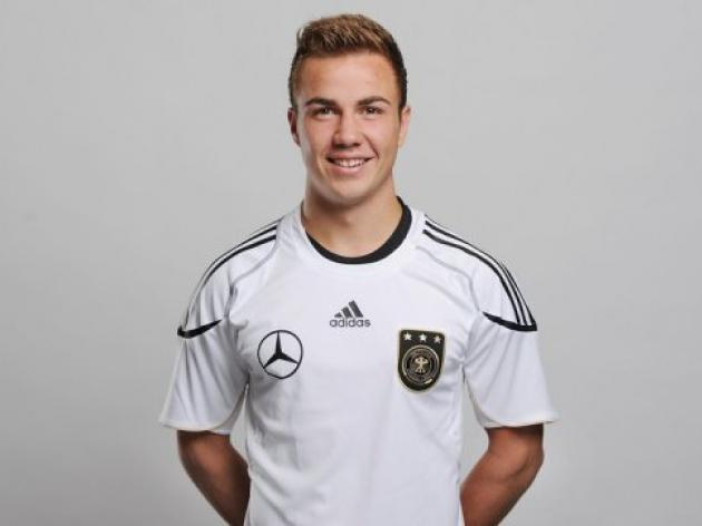 German teenager Goetze to start against Brazil