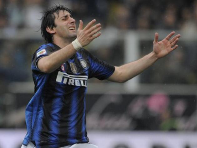 Milito delighted to link-up with Gasperini again