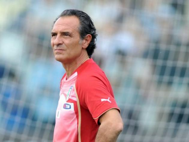 Prandelli looking to faze Spaniards