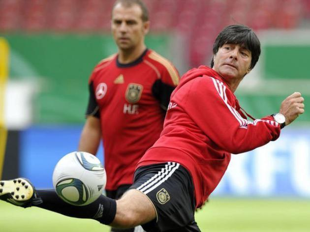 Germany's Loew set to go through to Brazil 2014
