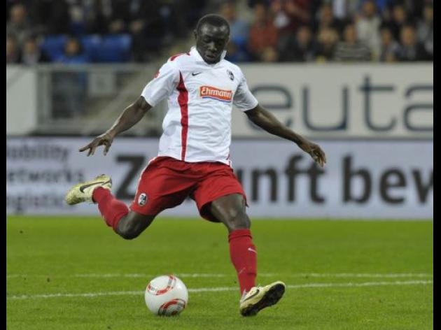 Senegal hot-shot Cisse desperate to leave Freiburg