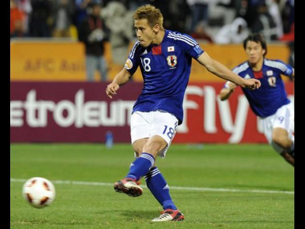 Japan's Honda, Nakamura miss qualifiers