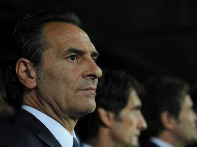 Prandelli says he would sign for 'semi-defeat'