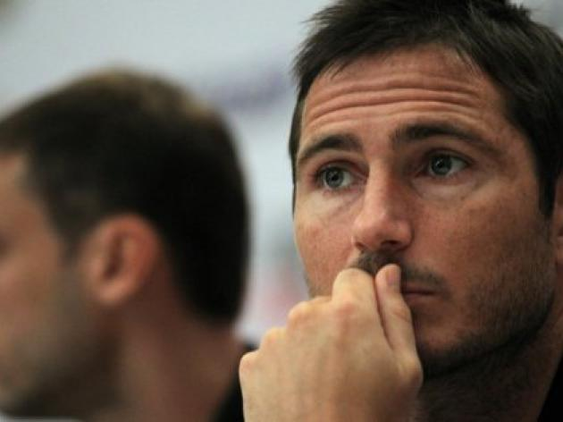 Lampard dropped for Bulgaria clash